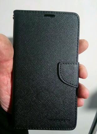 Чехол книжка для телефона lenovo a7010