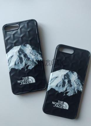 Чехол The North Face для Iphone 8 plus