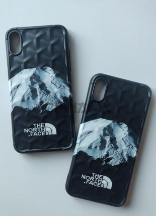 Чехол The North Face для Iphone X