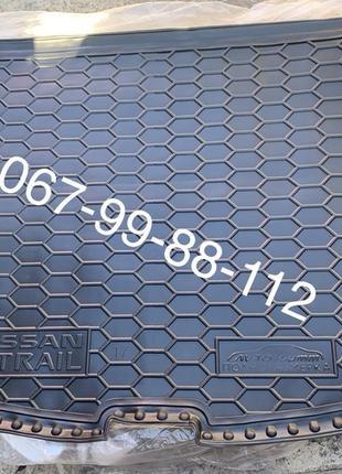 Коврик в багажник Nissan X-Trail T32 / Ниссан Х-Трейл Rogue201...