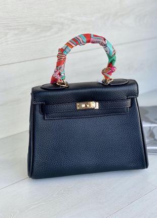 Сумка Hermes Kelly 25/28cm (гермес, женская сумка)