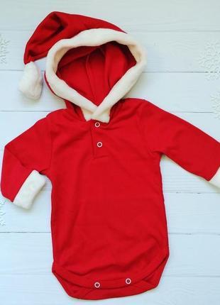 Новогодний карнавальный костюм гномик для малыша