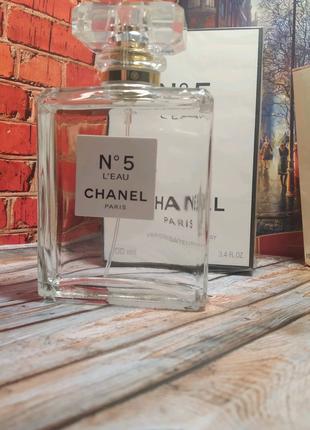 Тестер Chanel No 5 Туалетная вода