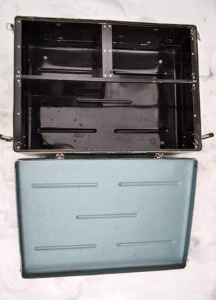 ящик алюминиевий