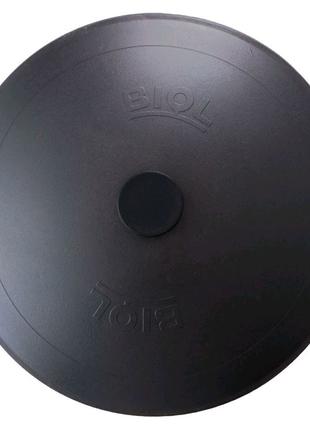 Сковорода жаровня чугунная Биол - 500 мм с крышкой