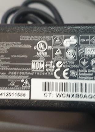 Оригинальный блок питания для ноутбука Hp PP009C 677774-002 19.5V