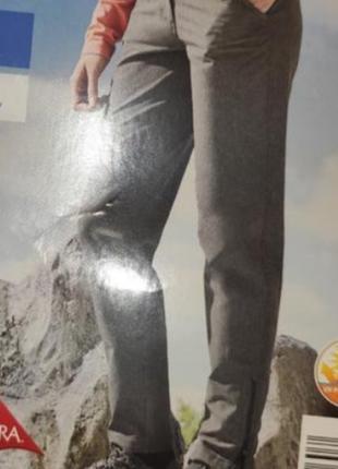 Женские брюки трекинговые
