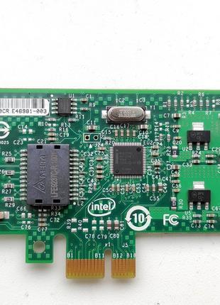 Сетевая карта Intel EXPI9301CT (EXPI9301CTBLK 893647) PCI-E x1