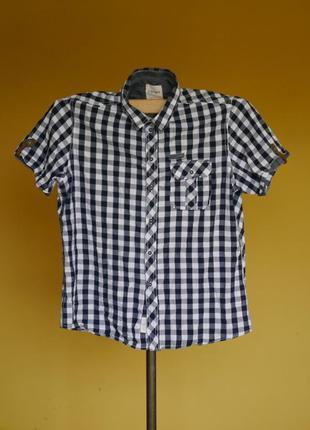 Рубашка-теніска розмір xl  slim fit