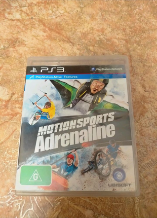 Motionsports Adrenaline ps3