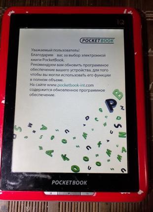 Электронные книги Ellife TR801 и PocketBook IQ 701