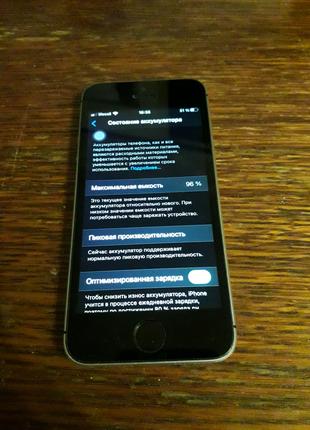 iPhone SE 16Gb Neverlock