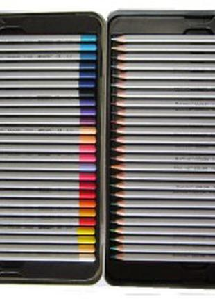 Цветные карандаши на 50 цветов