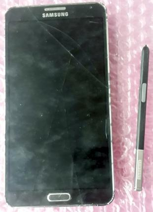 Samsung Galaxy Note 3 SM-N900 32Gb разборка