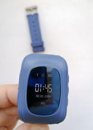 Детские смарт часы с GPS и телефоном