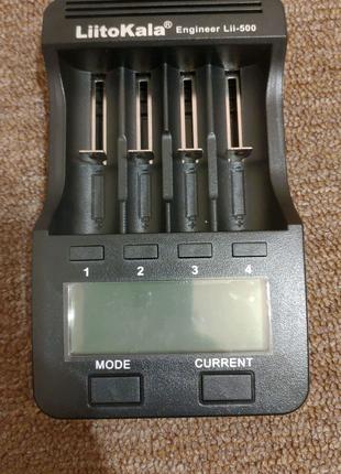 Зарядное устройство Liitokala Lii500