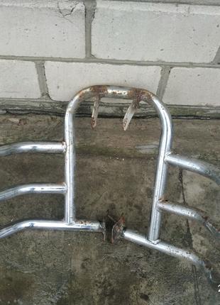 Дуги защитние на мотоцикл 125/150/200сс