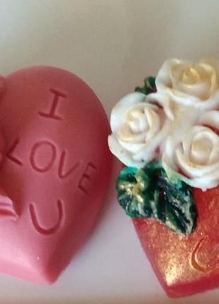 Мыло ко дню Влюбленных!