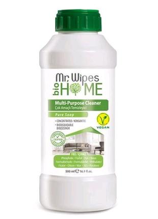 Мультифункциональное чистящее средство FarmasiMr. Wipes
