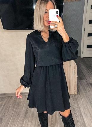 Женское платье шёлк ролекс
