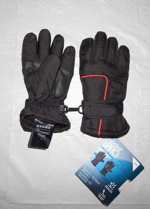 Зимние термо перчатки лыжные сноуборд crivit thinsulate