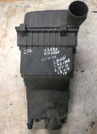 корпус воздушного фильтра для Peugeot 206 2003 9634107180