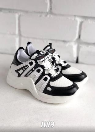 Кроссовки LV, 34-39 подростковые размеры, на платформе, кросівки