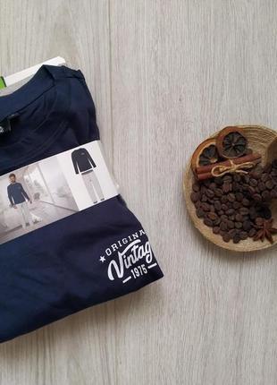 Мужская пижама, одежда для дома и сна, домашний костюм размер xxl