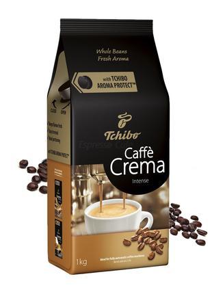 Кава в зернах Tchibo Caffé Crema Intense 1 кг