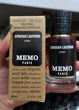 Tester lux Memo African Leather 60 ml