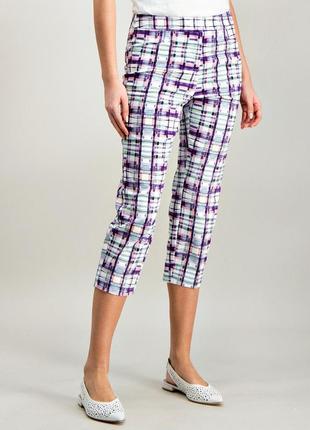 Красивые короткие летние брюки бриджы из качественного хлопка ...