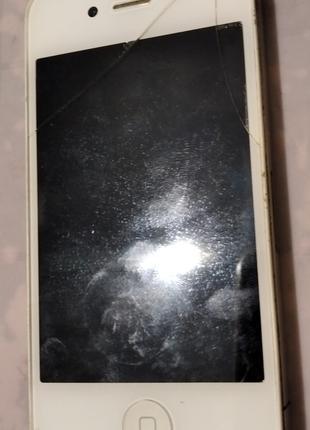 Продается iPhone 4S на запчасти