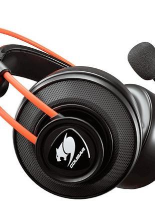 Навушники HeadPhone+Mic Cougar IImmersa Ti Ігрова гарнітура