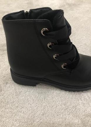 Модные женские ботинки новая модель фирма super me италия