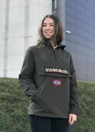 Анорак куртка вітровка парка napapijri