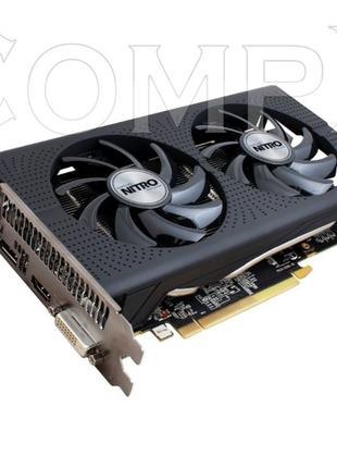 Крута відеокарта AMD Sapphire RX 470 4Gb Nitro OC (570 480 106...