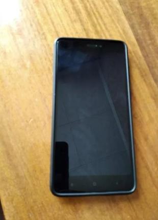 Xiaomi redmi note 4x 3/16Гб + micro sd 32Гб