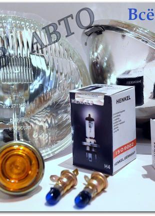 Ваз 2101 комплект оптики с лампами и повторителями поворотов