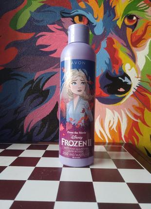Детский шампунь для волос frozen