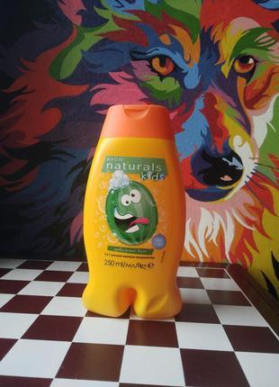 Детский гель для душа пена для ванны арбуз