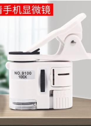 Мікроскоп для телефона