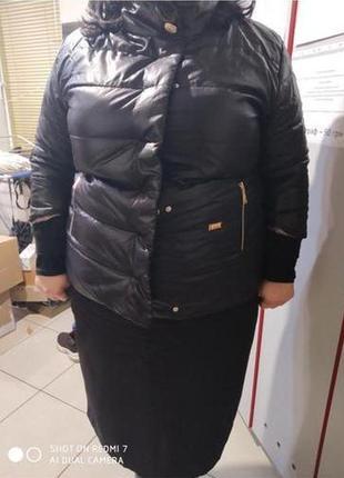 Батальная куртка, куртка большой размер