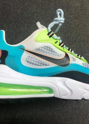 Кроссовки Nike Air Max 270 React SE CT1265-300
