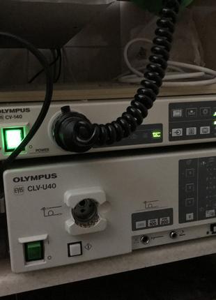 Видеоэндоскопическая система Olympus 140
