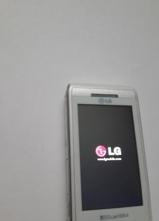 LG GX500 Dual SIM WiFi / мобильный телефон Элджи