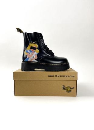 Ботинки мартенс