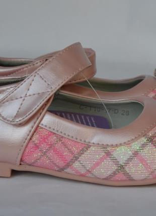 Туфли для девочек том. м