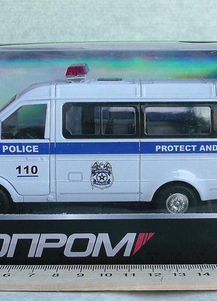 Машина Автопром, Полиция 7644 батар.