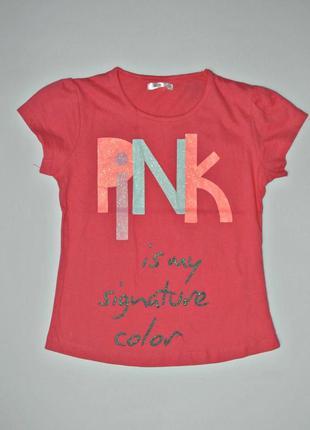 18-56 детская футболка для девочки pepco