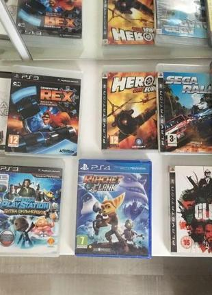 PS3,PS4 game игры